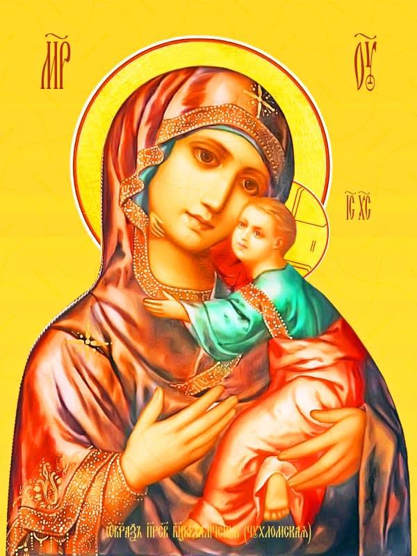 иконе Божией Матери Галичская_Чухломская