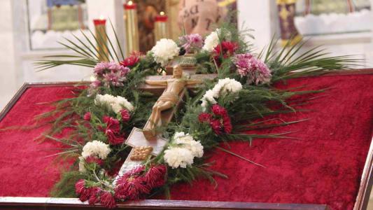 Судьбоносный Крест