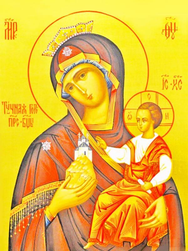 иконе Божией Матери Тучная Гора