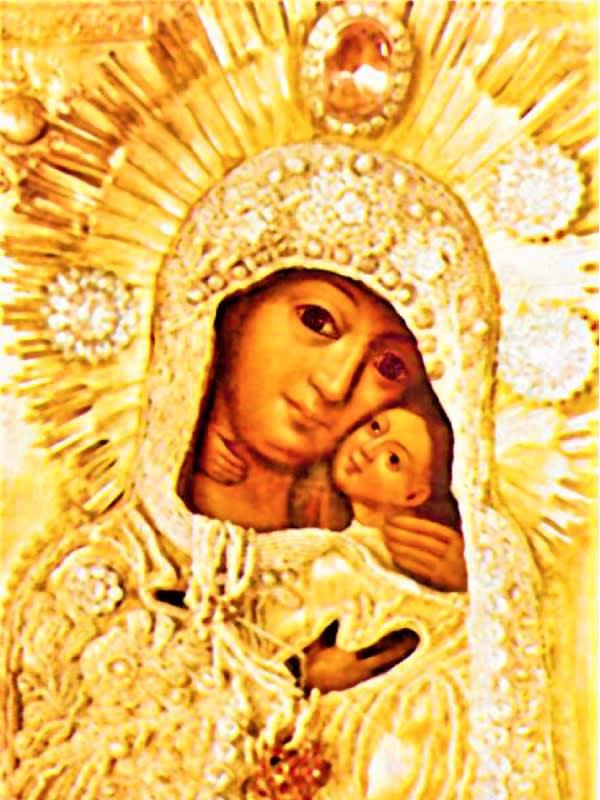 иконе Божией Матери Изборской