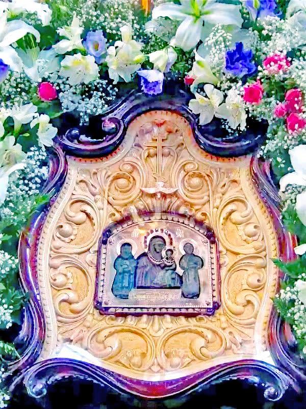 иконе Божией Матери Бугабашской