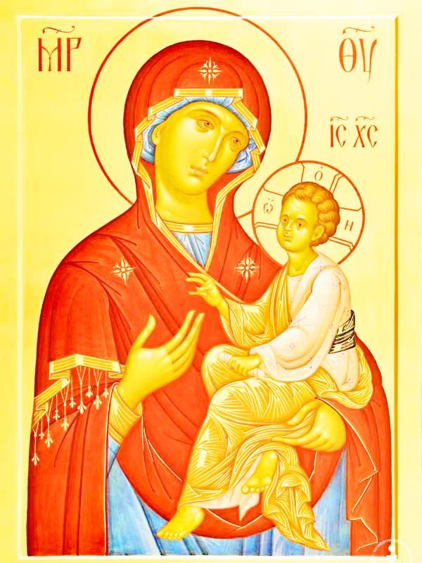 Мудрость любви. Стихи иконе Божией Матери «Скоропослушница» | Александр Петрович Ерёмин