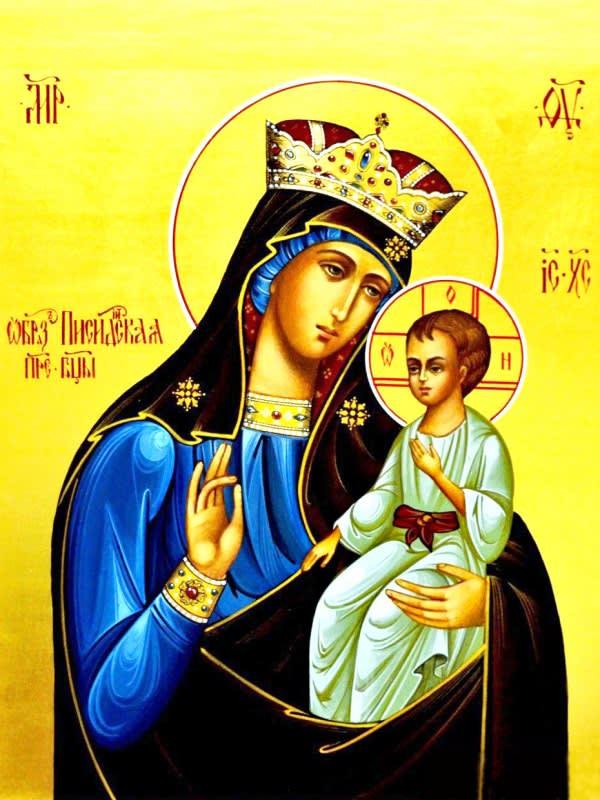 иконе Божией Матери Писидийской (Писийской)