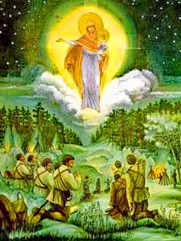 иконе Божией Матери Августовской