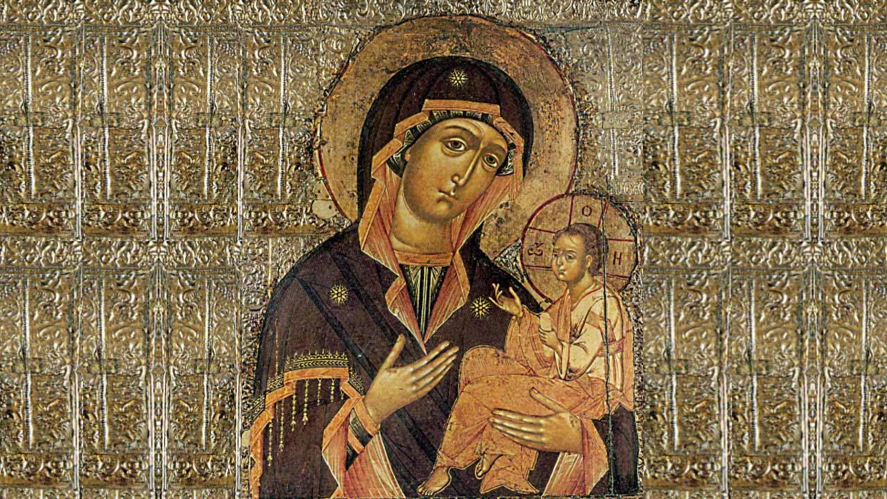иконе Божией Матери Грузинская