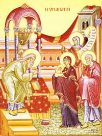 Сретение Мессии