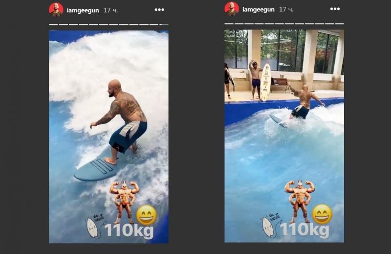 Джиган признался, что располнел до 110 кг