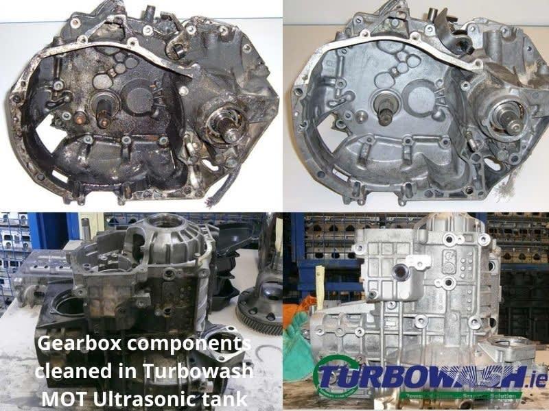 Gearbox repair Shops
