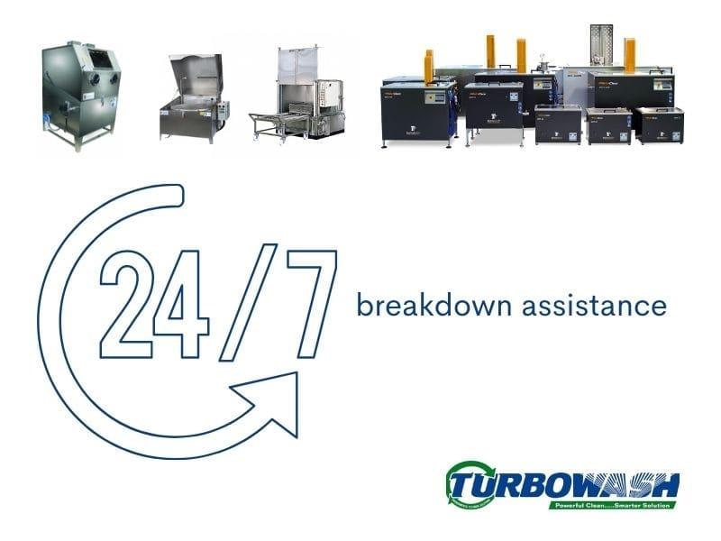 Breakdown Assistance from Turbowash