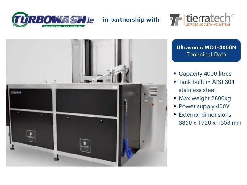 Ultrasonic MOT-4000N