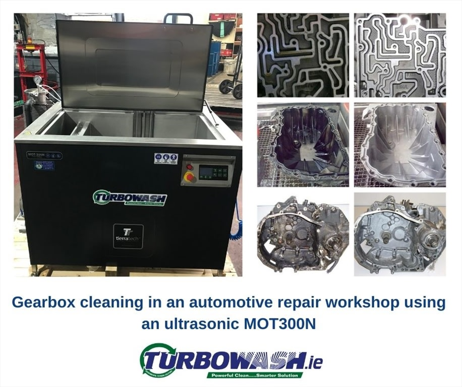 Gearbox Cleaning