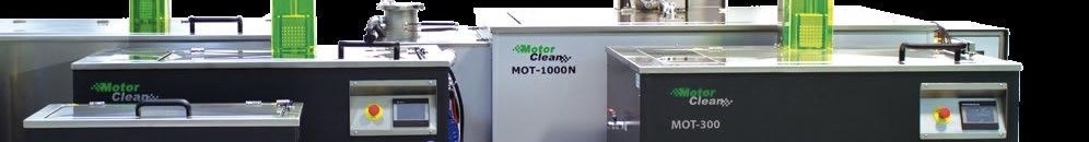 Ultrasonic Cleaning Multi Stage