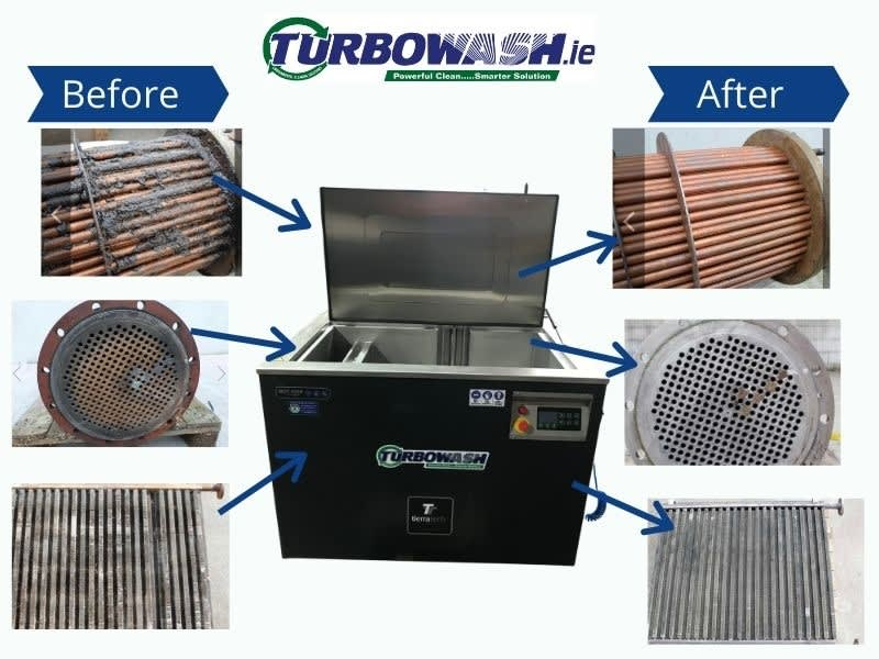 Ultrasonic Cleaning in Industrial Maintenance