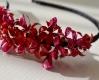 Купить украшение: Алое соцветие