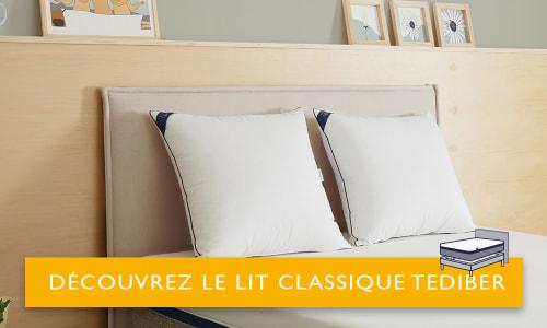 Découvrez le lit tediber