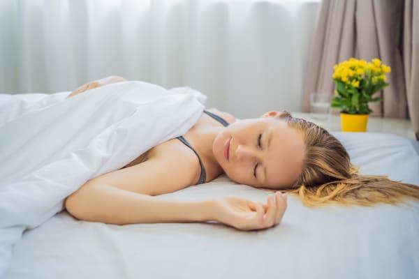 dormir sans oreiller