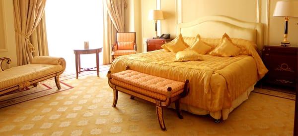 matelas hotel