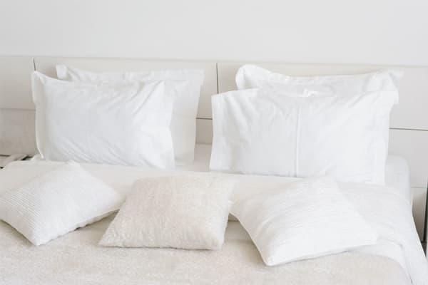 dormir matelas laine