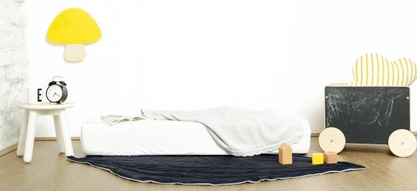 dormir par terre