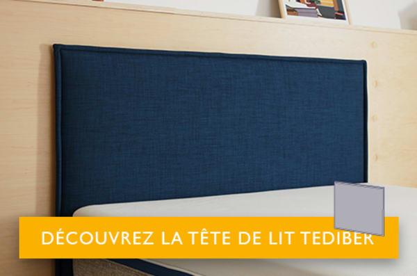 tete de lit tediber