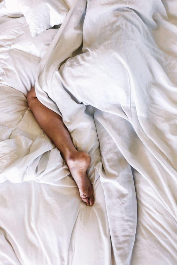 position dormir enceinte