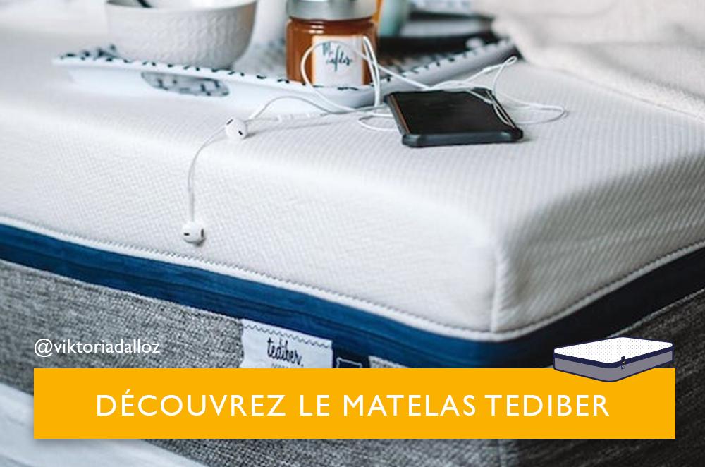 matelas Tediber