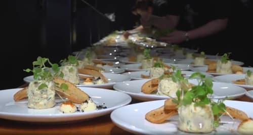 TCC Matariki cuisine is featured on TV One News Image