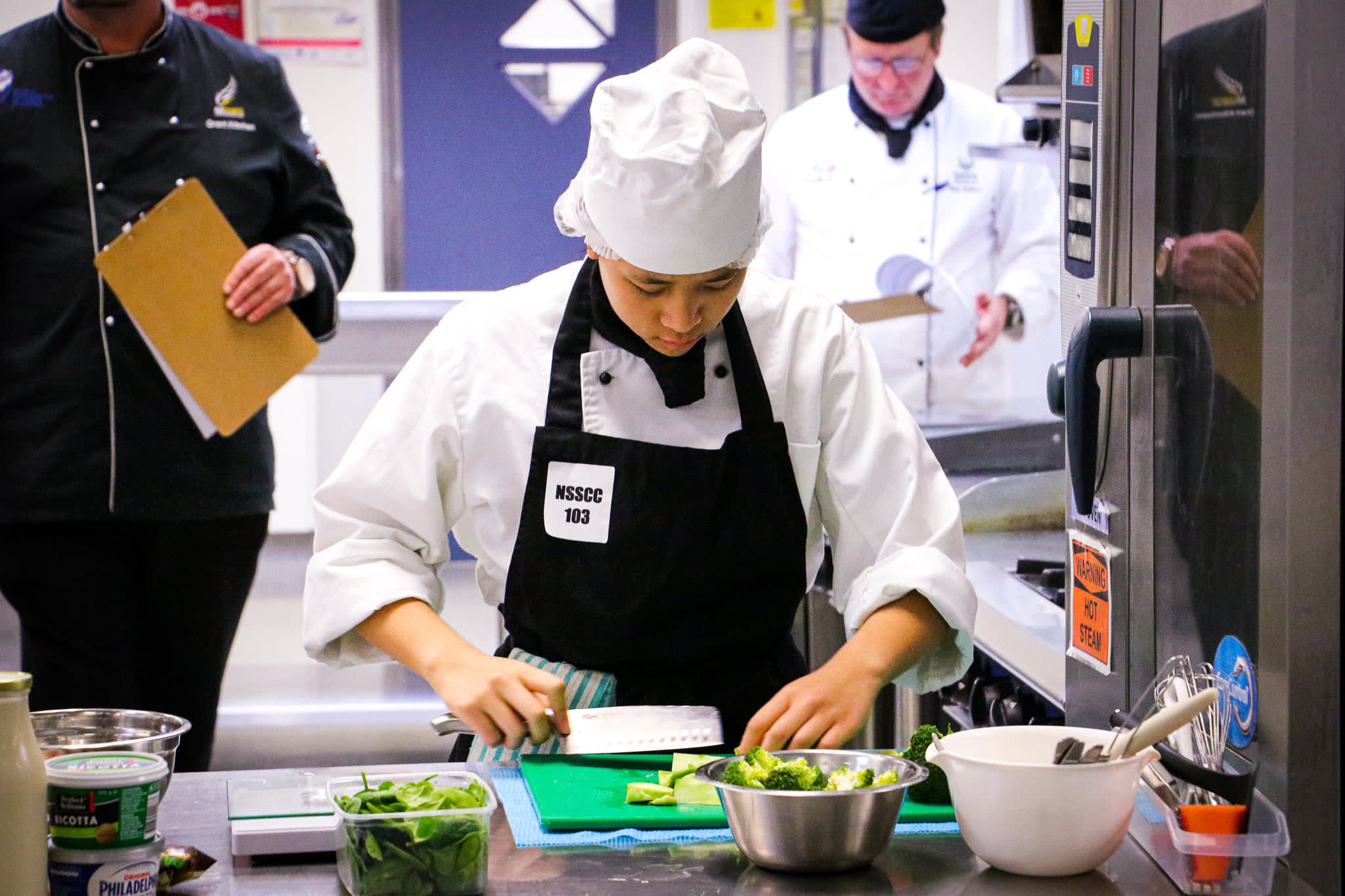 NZMA Places in Chef Competition