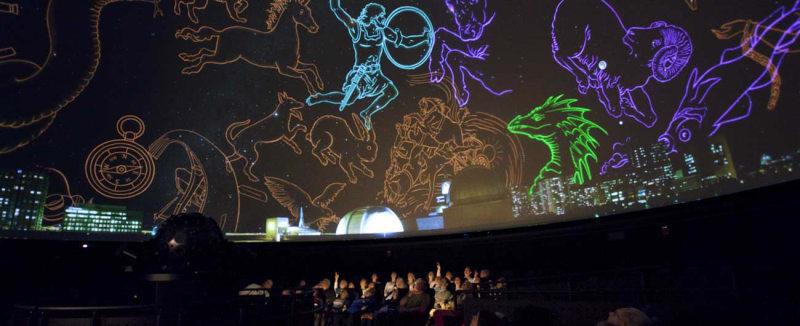 Planetarium wonders