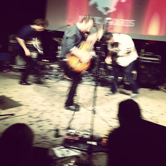 HTH live at the BMAs, photo by Deborah Bernard