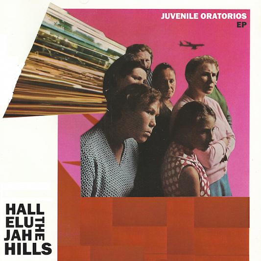 Juvenile Oratorios Cover