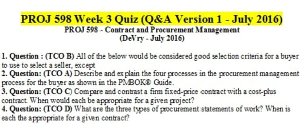 Proj586 week 2 quiz