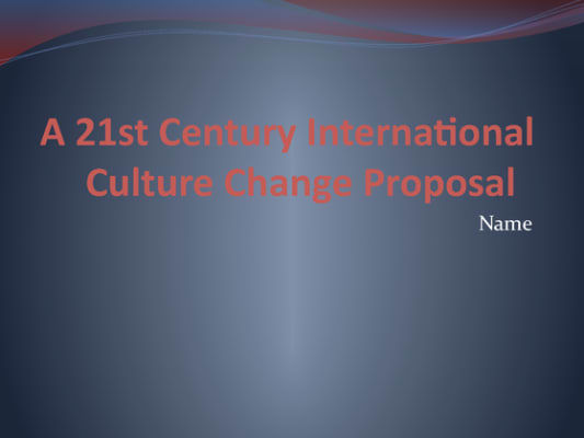 essay on change in lifestyle in 21st century