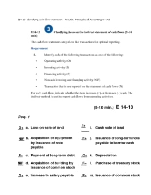 acc problem 26 1 Student resources for more information on how to order these items, contact customer service at 800-354-9706 or visit the south-western catalog problem 1-5a problem 1-6a problem 1-2b problem 1-3b problem 1-4b problem 1-5b problem 1-6b.