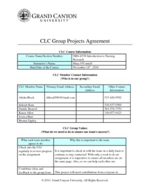 clc group agreement Read this essay on clc agreement come browse our large digital warehouse of free sample essays get the knowledge you need in order to pass your classes and more.