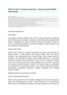 kudler fine foods operations management Company: caffé dé medici fine foods limited title: wholesale operations  manager reports to: managing director job status: regular full-time, salaried.
