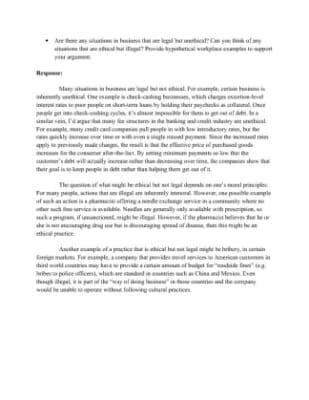 ASHFORD MGT 415 Week 2 DQ 2 Influence of Informal Groups