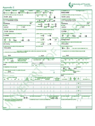 This is a photo of Cms 1500 Form Printable pertaining to template