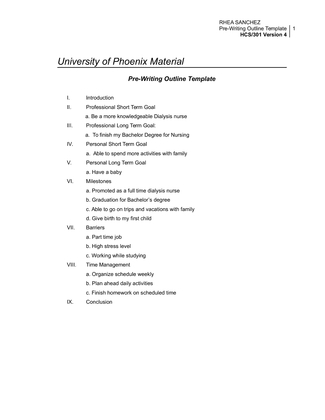 Hcs 301 pre writing outline template maxwellsz