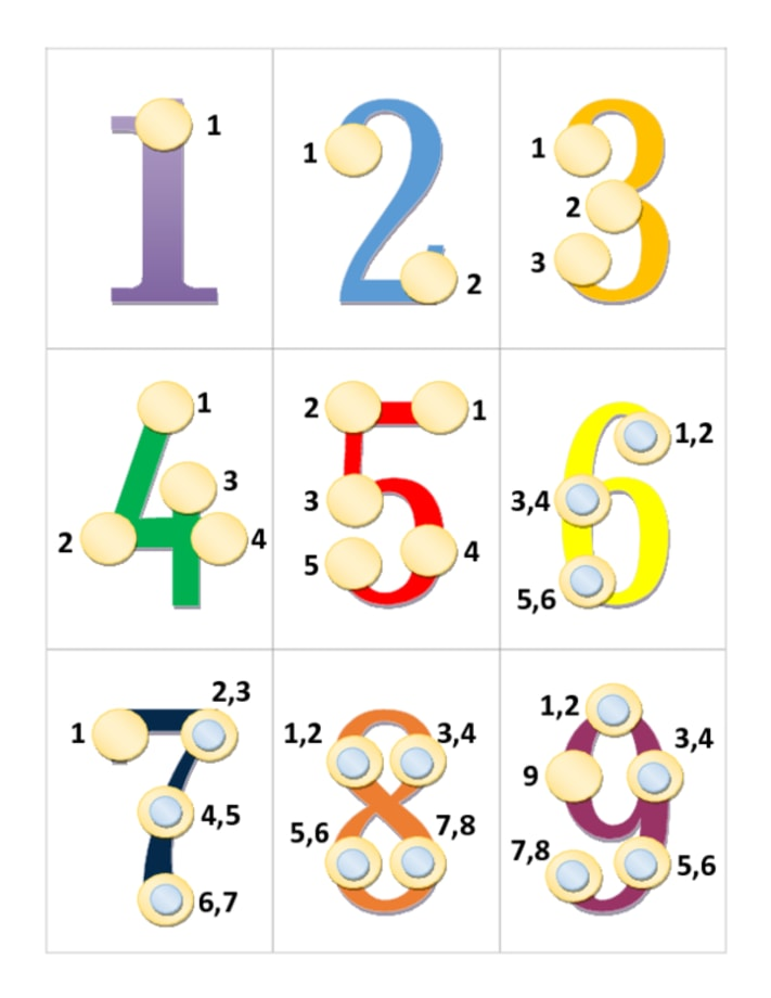 picture regarding Touchpoint Math Printable referred to as Contact Simple fact Math Printable Handout