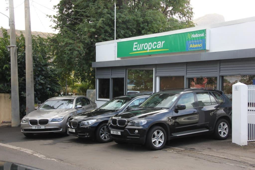 Europcar Mauritius /  Car Rental