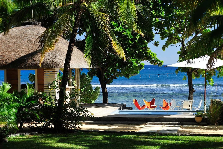 A Louer Villa @  TAMARIN BEACH