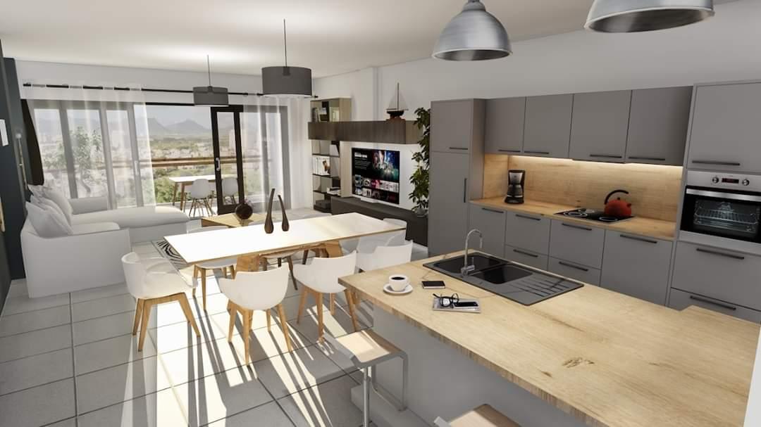À VENDRE Un projet VEFA d'appartements