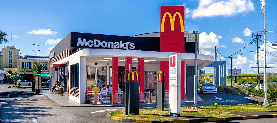 McDonald's Mauritius
