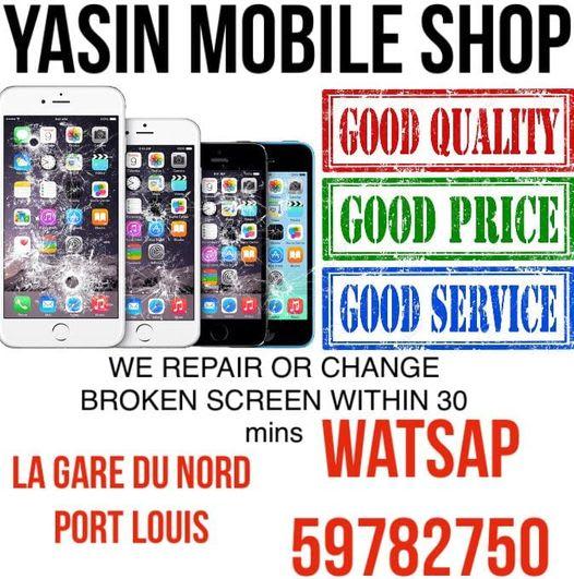 YASIN MOBILE SHOP