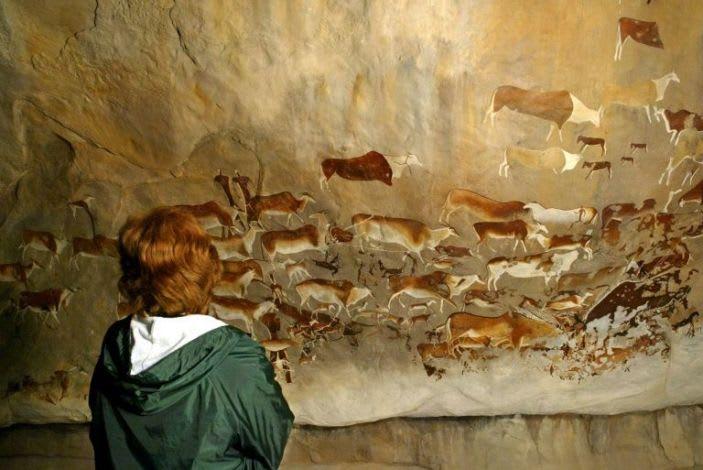 S.Africa arrests suspected trader in prehistoric art