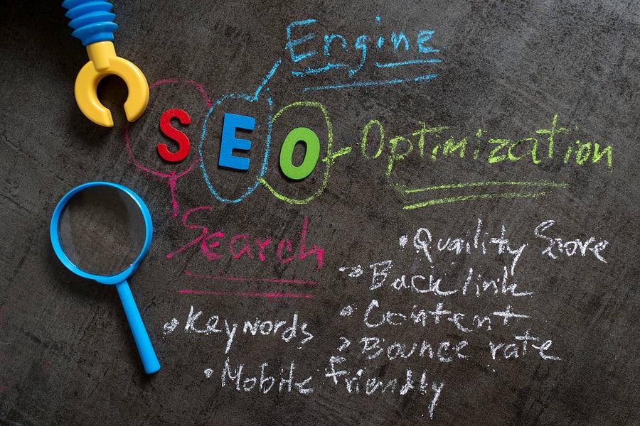 SEO Web Site Optimizer – Managing Website Content Optimization