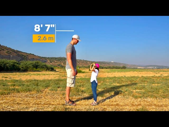 City of 5 Giants – Goliath's Hometown Found! (Gath / Tell es-Safi)