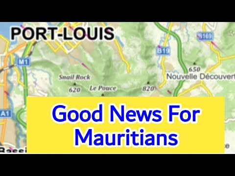 Mauritius to Re-Open For Vaccinated Tourists