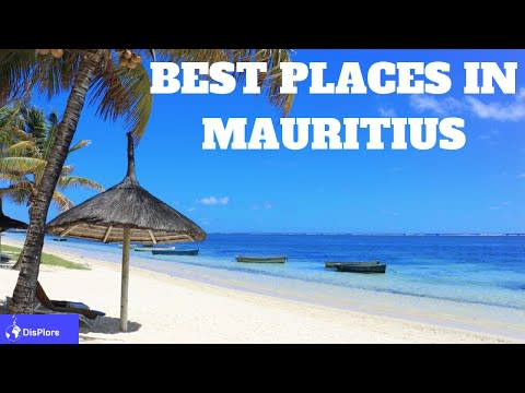 10 Best Places to visit in Mauritius 2021